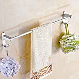 SHOP YJX Toallero de aluminio para baño, toallero, barra de...