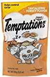 Whiskas Temptations Classic Cat Treats - Tantalizing Turkey - 3 oz