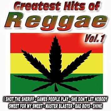 Greatest Hits Of Reggae Vol.1
