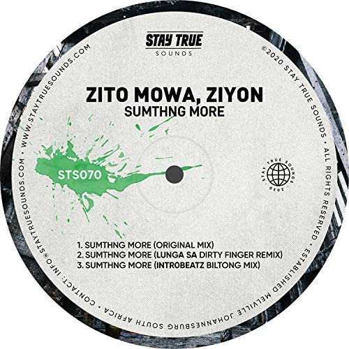 Zito Mowa feat. Ziyon