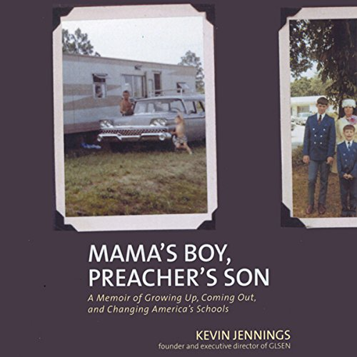 Mama's Boy, Preacher's Son audiobook cover art