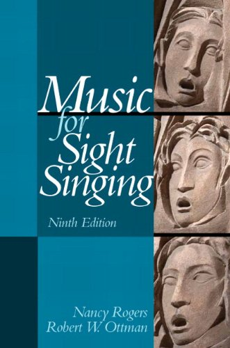 Music for Sight Singing Plus MyLab Search with eText -- Access Card Package (9th Edition)