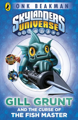 Skylanders Mask of Power: Gill Grunt and the Curse of the Fish Master: Book 2 (English Edition)