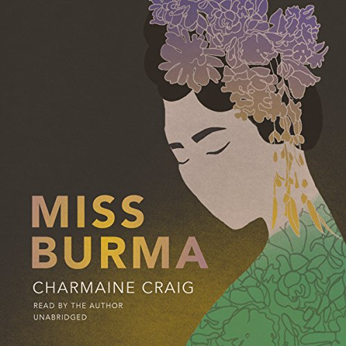 Miss Burma audiobook cover art