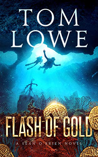 Flash of Gold: A Sean O'Brien Novel (Sean O'Brien collection)