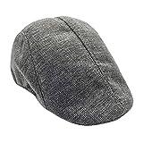 Gorras de boina al aire libre de sol transpirable sombrero de ala...