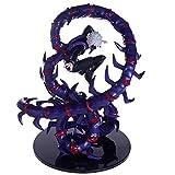 YXCC Estatua de Tokyo Ghoul Versión ciempiés Kaneki Ken Estatua de Medio heraldo...