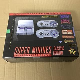 Super SNES Mini Retro Video Game Console Entertainment System Built-in 500 classic snes games