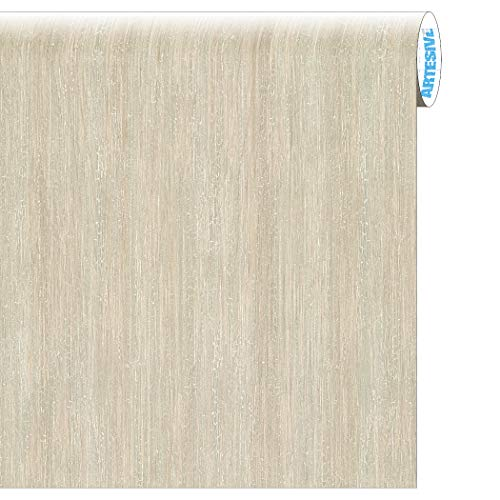 ARTESIVE WD-063 Madera Desgastada 90 cm x 5 MT. - Película Adhesiva