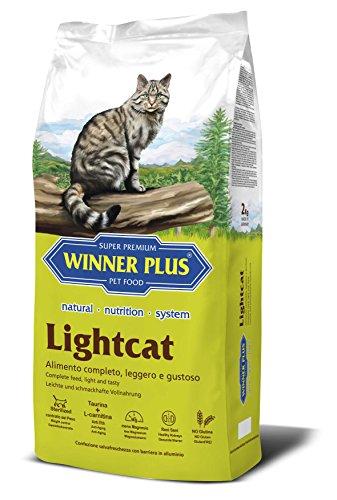 Winner Plus Lightcat 2Kg alim completo leggero e gustoso Made in Germany