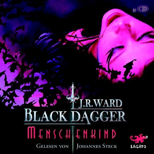 Menschenkind (Black Dagger 7) audiobook cover art