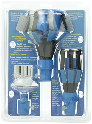 Ettore 48350 Bulb Changer Kit Without Pole