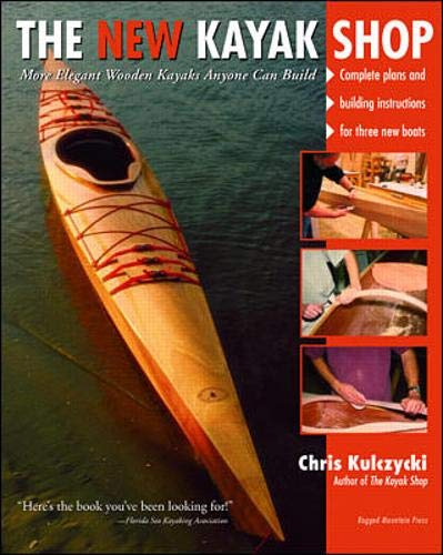 Image OfThe New Kayak Shop: More Elegant Wooden Kayaks Anyone Can Build