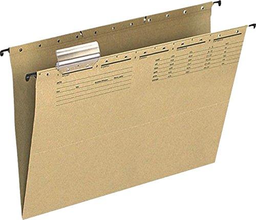 Q-Connect KF00555cartelle sospese e accessori marrone