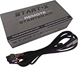 Start-X Remote Starter Kit for 2013-2017 RAM 1500/2500 / 3500 || Key Start || Fully Plug N Play || 3X Lock to Remote Start || Zero Wire Splicing! || Fits 2013 2014 2015 2016 2017