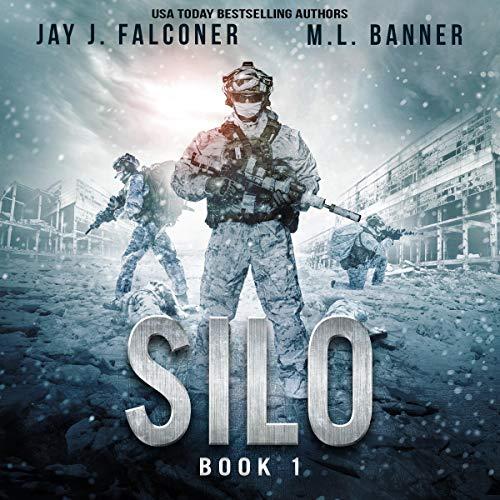 Silo: A Post-Apocalyptic Survival Thriller, Frozen World, Book 1
