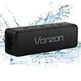Bluetooth Speaker X5 Pro-Portable Wireless Speaker V5.0 with 20W Loud Stereo Sound, TWS, 24H Playtime & IPX7 Waterproof Vanzon