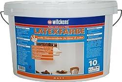 Wilckens latex paint matt, 10 L, white 13490100110
