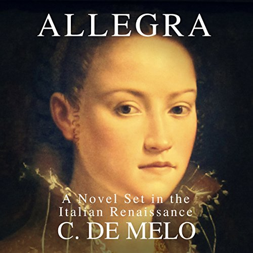 Allegra audiobook cover art