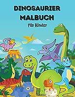 Dinosaur Farbbbuch