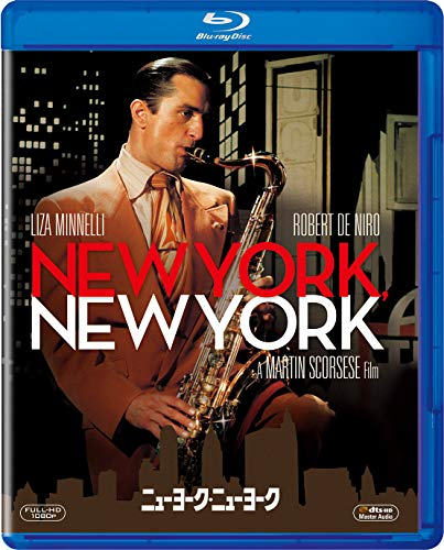 ニューヨーク・ニューヨーク [AmazonDVDコレクション] [Blu-ray]