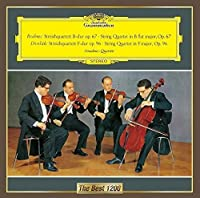 ブラームス:弦楽四重奏曲第1番&第2番