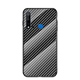 Custodia - Carcasa de Cristal antiarañazos para Huawei P20 Lite 2019, Compatible con Huawei P20 Lite 2019