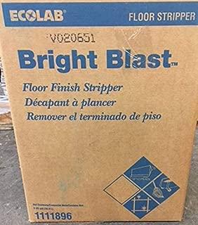 Ecolab 65910022 5 Gallon Bright Blast Floor Finish Stripper