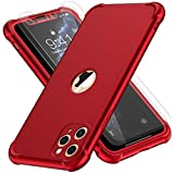 ORETECH Compatible with iPhone 11 Pro Max Case, with [2 x