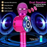 Immagine 1 fishoaky microfono karaoke bluetooth 4