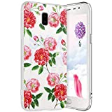Robinsoni Cover Compatible con per Samsung Galaxy J6 Plus 2018 Cover Silicone Galaxy J6 Pl...