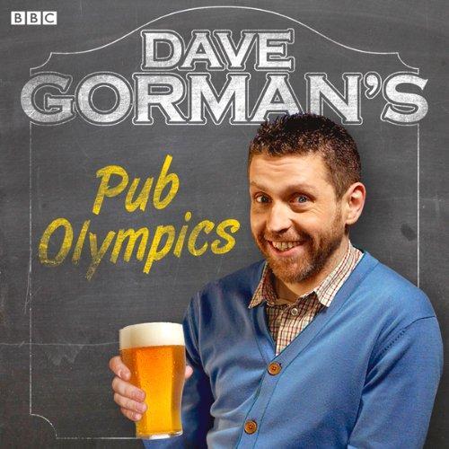 Dave Gorman's Pub Olympics cover art