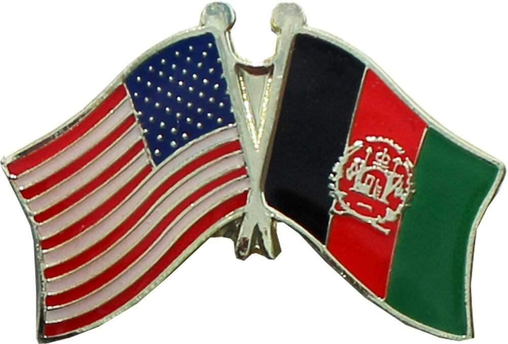 USA American Afghanistan Friendship Flag Hat Motorcycle Limited price Cap Fort Worth Mall Bike
