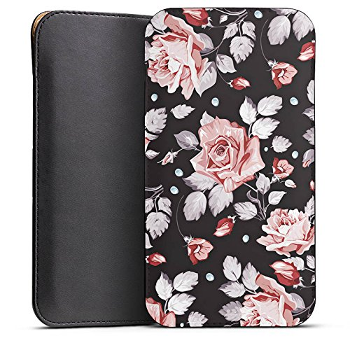 DeinDesign Cover kompatibel mit Wiko Jimmy Hülle Tasche Sleeve Socke Schutzhülle Roses Rosen Flowers