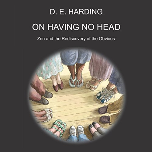 On Having No Head audiobook cover art