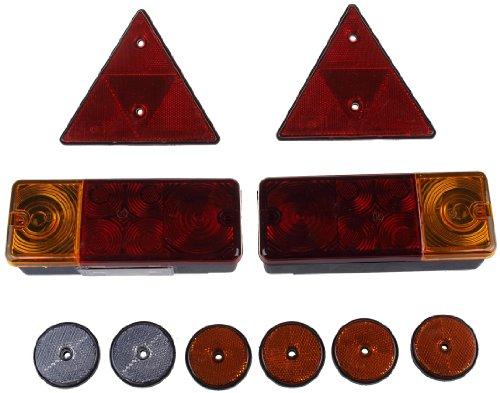 WAMO Rücklichter Set für Anhänger Trailer Wohnwagen