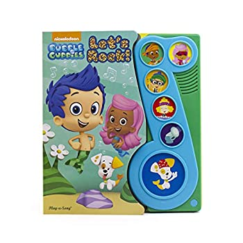 Nickelodeon Bubble Guppies - Let s Rock! Little Music Note Sound Book - PI Kids  Play-A-Song