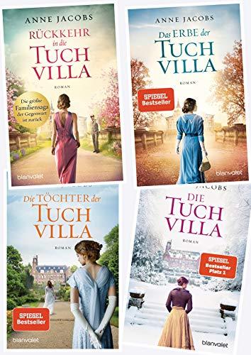 Anne Jacobs Die Tuchvilla Saga (Blanvalet Verlag)