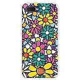 Funnytech® Funda Silicona para OPPO RX17 Neo / RX17 Pro [Gel Silicona Flexible, Diseño Exclusivo] Flores Colores Siluetas