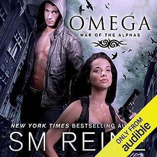 Omega: An Urban Fantasy Novel audiobook cover art