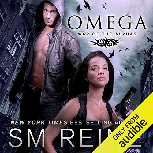 Couverture de Omega: An Urban Fantasy Novel
