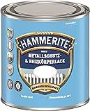 Hammerite 5117865 Innen Metallschutz- und Heizkörperlack ,Reinweiss RAL 9010 Matt 0,5L