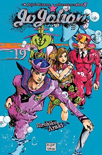 Jojolion - Jojo's Bizarre Adventure Saison 8 Edition simple Tome 19