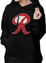 Womens Winter Hoodies Rainier Beer Capital R Mountain Cotton Hooded Coat Jacket Pullover Sweatshirt Outwear Long Sleeve