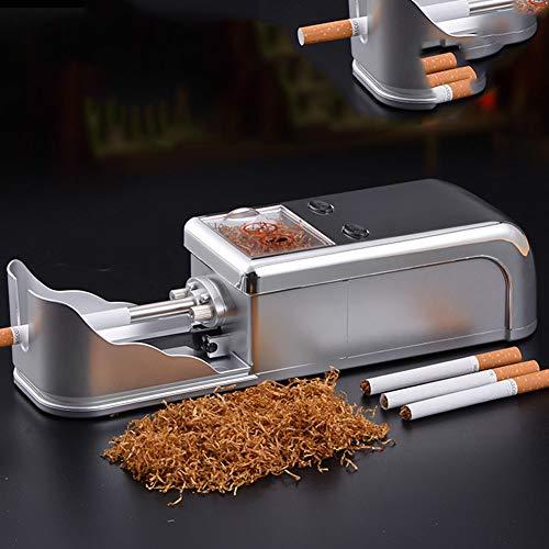 Máquina enrolladora de Cigarrillos eléctrica con Dispositivo de Auto-molienda Relleno Máquina automática...