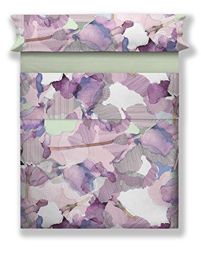 Don Algodón Galdana Digital Printed Bedding Set, Cotton, Multicoloured, 135 x 200 x 30 cm