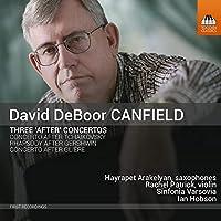 デイヴィッド・デブーア・キャンフィールド:様々な作品を元にした協奏曲集