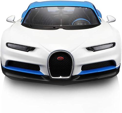 salida FDHLTR Modelo Modelo Modelo de Coche Coche 1 24 Bugatti Kailong Simulación Aleación de fundición de Juguetes Adornos Deportivos Colección de Coches Joyería 18.5x8.5x4.5 CM Modelo de Auto  descuentos y mas