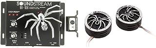 $62 » Soundstream Bx10x Bass Reconstruction Processor -Black & TWT.5 1-Inch TWT Series PEI Dome Tweeters