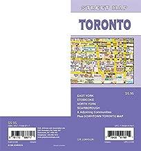 Toronto, Ontario Street Map